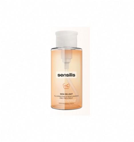 Sensilis skin delight vitamina c esencia locion (300 ml)
