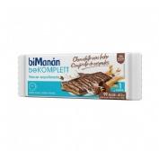 Bimanan snack chocolate con leche crujiente cere