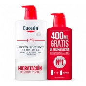 Eucerin ph5 locion hidratante ultraligera (1000 ml)