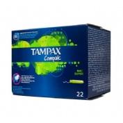 TAMPAX COMPAK SUPER 20 U