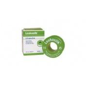 Esparadrapo hipoalergico - leukosilk (5 x 2,5 cm 12 u)