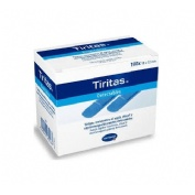 TIRITAS DETECTABLES - APOSITO ADHESIVO (19 X 72 MM 100 U)