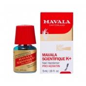 Mavala scientifique k + endurecedor uñas pro keratin (5 ml)