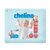 PAÑAL INFANTIL - CHELINO FASHION & LOVE (T- 5 (13 - 18 KG) 30 PAÑALES)