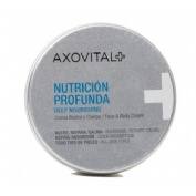 Axovital nutricion profunda crema rostro cuerpo (150 ml)