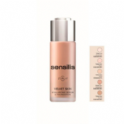 Sensilis velvet skin ha serum&foundation (03 miel 30 g)