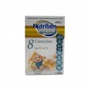Nutriben innova 8 cereales (600 g)