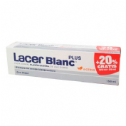 LACERBLANC PLUS BLANQUEADORA USO DIARIO - PASTA DENTAL (D- CITRUS 125 ML)