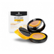 Heliocare 360º color cushion compact spf 50+ - protector solar (bronze 15 g)