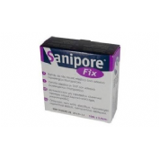 Esparadrapo hipoalergico - sanipore fix (10 m x 2,5 cm)