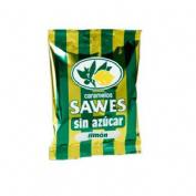 SAWES CARAMELOS BOLSA SIN AZUCAR (LIMON 50 G)