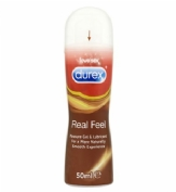 DUREX REAL FEEL PLEASURE GEL VAGINAL (50 ML)