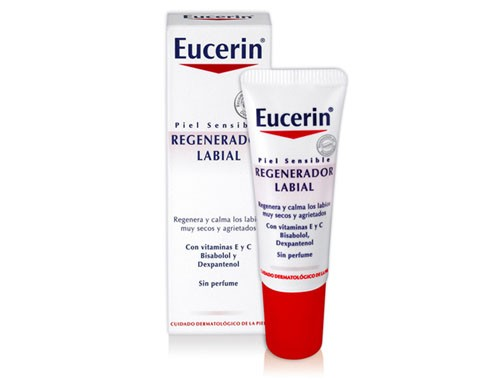 Balsamo labial - eucerin piel sensible (10 ml)