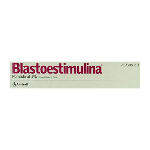 BLASTOESTIMULINA POMADA, 1 tubo de 30 g