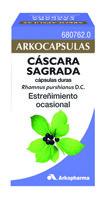 CÁSCARA SAGRADA ARKOPHARMA CÁPSULAS DURAS , 50 cápsulas