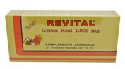 Revital jalea real amp bebibles (20 ampollas)