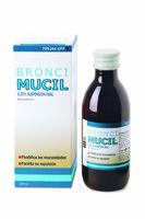 UTAMUCOL 2,5 mg/ml SUSPENSION ORAL , 1 frasco de 200 ml