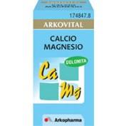 Arkovital calcio-magnesio (50 caps)