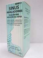SINUS INHALACIONES, 1 frasco de 30 ml