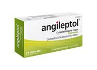 ANGILEPTOL COMPRIMIDOS PARA CHUPAR SABOR MENTA, 30 comprimidos