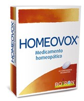 Homeovox 40 co boiron