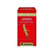 ARKOCAPSULAS GINSENG 300 mg CAPSULAS DURAS, 100 cápsulas
